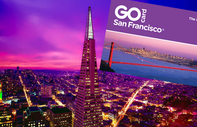 Карточка Go San Francisco Card